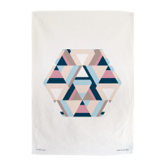 Aztecy Print Kitchen Tea Towel