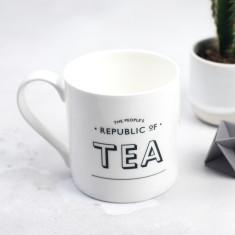 The People's Republic of Tea Bone China Mug