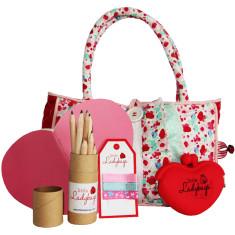 Zarah handbag artist gift pack