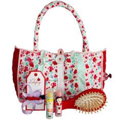 Zarah handbag girly day out gift pack