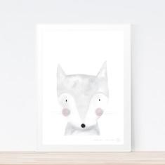 Freddie Fox art print