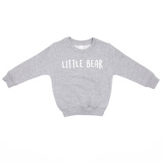Little Bear Children's Sweatshirt Jumper