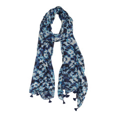 Blurred spots luxe scarf ( various colours )
