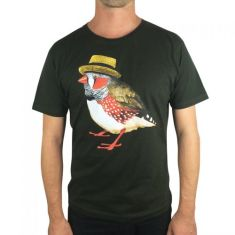 Zebrafinch tee