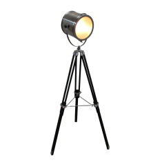 Marine Nautical Search Light Floor Lamp - Tripod Base