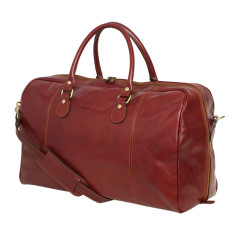 Ricci Brown Duffle Bag