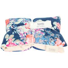 Floral Ocean heat pillow