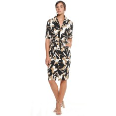 Heliconia shirtmaker dress