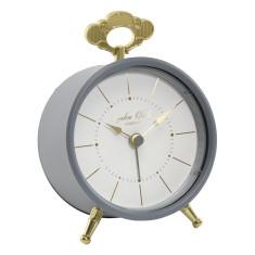 London Clock Company Tilly Silent Alarm Clock (Multiple Colours)