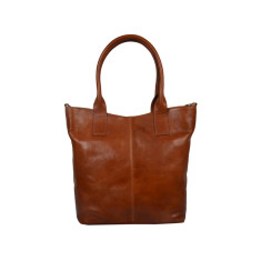 Standard Tote in tan