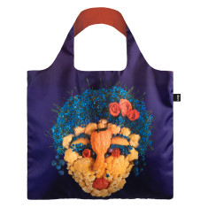 LOQI fresh faces collection reusable bag (various designs)
