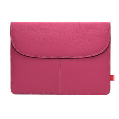 Leather Slimline Envelope Sleeve For MacBook
