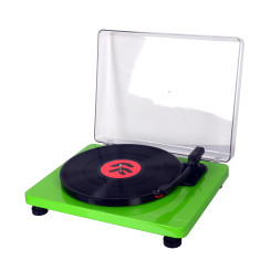 HolySmoke Gordon Turntable in Black or Green