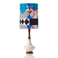 Electra table lamp large in Emperor of Time