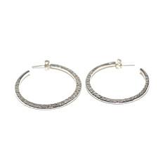 Starlight Hoop Earrings