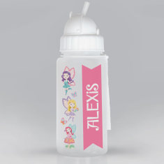 Personalised Small Fairy Drink Bottle