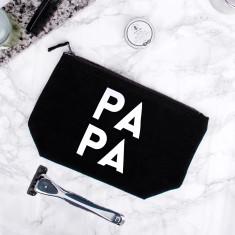 Papa Men's Wash Bag