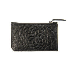 Krystal Card Purse - Black