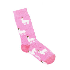 Lafitte llama socks (various colours)