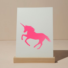 Unicorn Card | Art