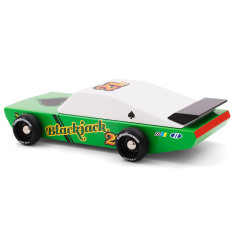 Candylab Blackjack toy car