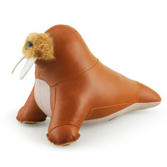 Zuny bookend walrus tan