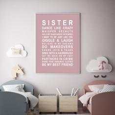 Sisters print
