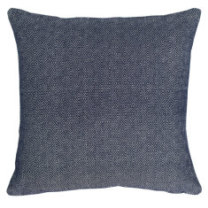 Boho Navy Cushion (various sizes)