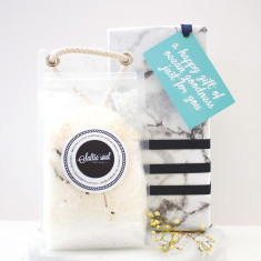Athletes Blend - Sea mineral bath soak