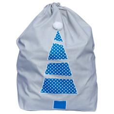 Star Aqua Santa sack