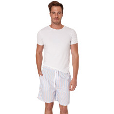 Hammonds red men's sleep shorts