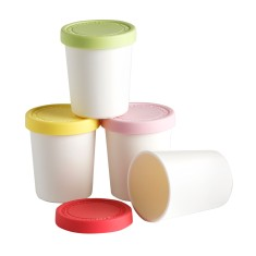 Ice cream storage tubs (mini)