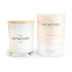 Nectarine & Mint Wood Wick Candle