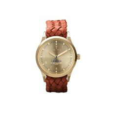 Gold Lansen mono watch