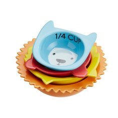 Animal measuring cups