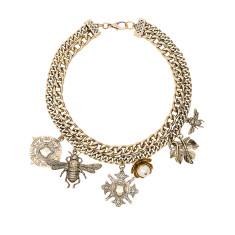 Heirloom Necklace - Gold