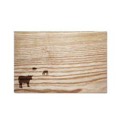 Serving Board - Cows