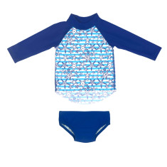 Starfish Baby Suntop Set