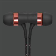 VAIN STHLM Originals In-ear Headphones in Hazy Black