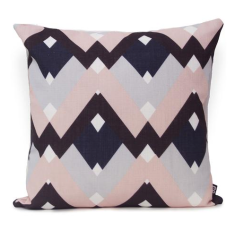 Deco Leslie Large Cushion Cover in Pink Icing