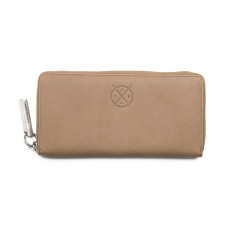 Christina wallet in dusty linen (RFID available)