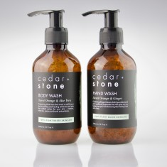 Citrus Hand + Body Wash Pack