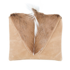 Sophie Envelope Bok + Hazelnut Clutch