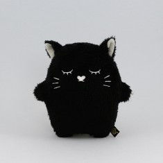 Ricemomo the Black Cat Plush Toy
