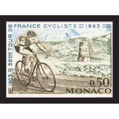 Tour de France Monaco Print