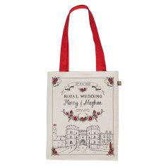Royal Wedding Canvas Bag