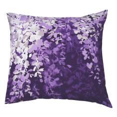 Josephine purple European pillowcase