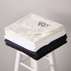 Monogrammed Towel (Various colours)