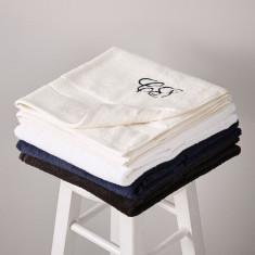 Monogrammed Towel (Various colours)