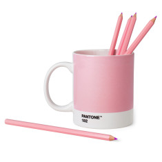 Pantone new bone china mug